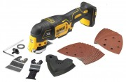 Dewalt DCS355N 18v Cordless Brushless Multi-tool Body Only with 29 Accessories  £129.95