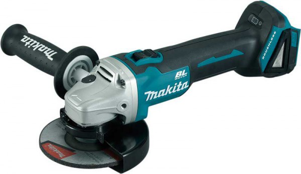 Makita DGA506Z 18V LXT Li-iON 125mm Brushless Cordless Grinder Body Only With Slide Switch
