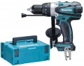 Makita DHP458ZJ 18V LXT 2 Speed Combi Drill Body Only With MakPac Case £99.95 Makita Dhp458z 18v Lxt 2 Speed Combi Drill Body Only With Makpac Case
