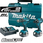 MAKITA DLX2002T 18V 5.0Ah BRUSHLESS TWIN PACK DHP480 & DTD129 (2 x 5.0Ah) �409.95