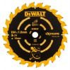 Dewalt DT1669-QZ Circular Saw Blade 184x16x24T Course for DCS365 £16.99 