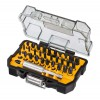 DEWALT 32PC TORSION SCREWDRIVER KIT £26.95 The 32 Piece Kit Is Supplied In A Robust Small Cassette For Safe Storage And Easy Accessibility To Screwdriving Accessories. It Is Impact Ready For Use In Impact Drivers. The Magnetic Bit Tip Holder F