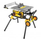 DEWALT DWE7491 240V 250MM TABLE SAW 825MM RIP CAPACITY & DWE74911 ROLLING STAND �839.95