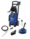 NILFISK E140.3-9 S X-TRA 240VOLT PRESSURE WASHER 140 BAR WITH PATIO KIT WORTH �69.95 �249.95
