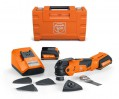Fein AFMT12QSL 12v Cordless StarLock Multi-Talent (Quickin) 2 x 2.5Ah Batteries £214.95 Fein Afmt12qsl 12v Cordless Starlock Multi-talent (quickin) 2 X 2.5ah Batteries