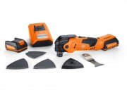 Fein AFMT12Q 12v Cordless Multi-Talent (Quickin) 2 x 2.5Ah Multi-Tool �199.95