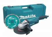 MAKITA GA9020KD 240VOLT 230MM ANGLE GRINDER WITH CASE & DIAMOND BLADE �99.95