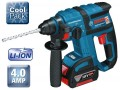BOSCH GBH 18V-EC 18V SDS+ CORDLESS BRUSHLESS ROTARY HAMMER WITH 2 x 4.0Ah Li-ION BATTERIES & L-BOXX £399.95 Bosch Gbh 18v-ec 18v Sds+ Cordless Brushless Rotary Hammer With 2 X 4.0ah Li-ion Batteries & L-boxx