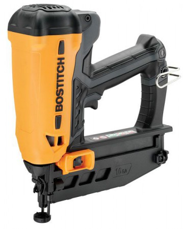 Bostitch GFN-1664K Cordless Finish Nailer 64mm