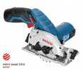BOSCH GKS 10.8 V-LI  10.8V CORDLESS CIRCULAR SAW (2 x 2.0Ah, L-BOXX) £199.95 Bosch Gks 10.8 V-li  10.8v Cordless Circular Saw (2 X 2.0ah, L-boxx)