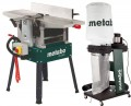 METABO HC260C 240VOLT  PLANER/THICKNESSER 260X160MM & SPA1200 EXTRACTOR £699.95 Metabo Hc260c 240volt Planer/thicknesser 260x160mm