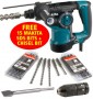 Makita SDS Rotary Hammer Drills