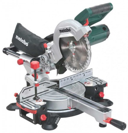 METABO KGS216M 240V MITRE SAW 1500W 216MM BLADE
