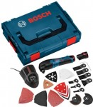 BOSCH GOP10.8V-Li 10.8VOLT CORDLESS MULTI TOOL SUPPLIED WITH SORTIMO L-BOXX  & 36 ACCESSORIES £179.95