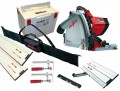 MAFELL MT55CC 110V PLUNGE SAW + 1 x 1.6M & 1 x 800mm GUIDE RAILS  + CONNECTOR + 2 x  CLAMPS & RAIL BAG & SLIDING BEVEL £629.95 Mafell Mt55cc 110v Plunge Saw With 1 X 1.6m & 1 X 800mm Guide Rails  + Connector + 2 X  Clamps & Rail Bag & Sliding Bevel