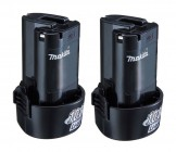 MAKITA 194550-6 10.8V 2 x 1.3 AMP LITHIUM BATTERY (PACK OF 2) �59.99