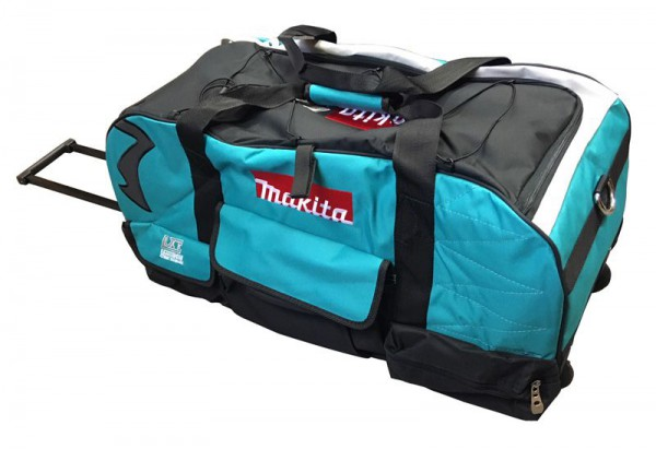 "Makita Large LXT 26"" Tool Bag With Wheels"