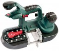 Metabo MBS 18LTX 2.5 18V Cordless Portable Band Saw Body Only  £219.95 Metabo Mbs 18ltx 2.5 18v Cordless Portable Band Saw, Body Only