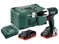 Metabo SB 18 LT Combi Drill, 2 x 18V LiHD 3.5Ah, ASC 30-36V Charger, Carry Case £189.95 Metabo Sb 18 Lt Combi Drill, 2 X 18v Lihd 3.5ah, Asc 30-36v Charger, Carry Case