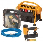BOSTITCH BT1855E AND 240V MRC6U COMBO KIT �199.95