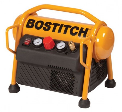 BOSTITCH MRC6 AIR COMPRESSOR & HOSE