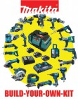 Makita Build Your Own Kit System £0.00