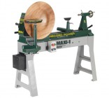 Record Power MAXI-1 Heavy Cast Iron Swivel Head Variable Speed Lathe 1.5HP Plus FREE Delivery! £1,799.00