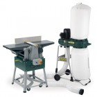 Record Power PT260-PK/A Planer Thicknesser with CX2000 Compact Chip Extractor & FREE Delivery! £749.95