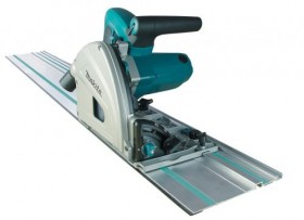 MAKITA SP6000K 240V 165MM PLUNGE SAW, CARRY CASE WITH 1.4M RAIL