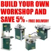 Record Power Workshop Package Builder £0.00 build Your Own Bespoke Workshop Package and Save 5% On Combined Machine Prices