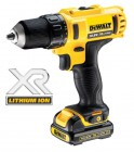 DEWALT DCD710S2-GB 10.8V SUBCOMPACT DRILL/DRIVER WITH 2 x 1.5amp LITHIUM BATTERIES �139.95