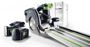 Festool 564625 HKC 55 EB-Plus-FSK420 Rail 18v Cordless Circular Saw (2 x 18v 5.2Ah) �519.95