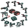 Metabo 5.2Ah Pick & Mix System £199.95 Metabo 5.2ah Pick & Mix System