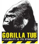 A large range of Gorilla Tub products are available from D&M Tools