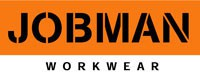 A large range of Jobman Workwear products are available from D&M Tools