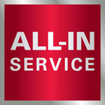 All-In Service logo