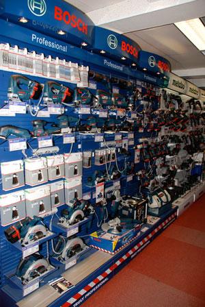 Bosch display
