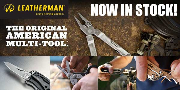 Leatherman tools make great gifts