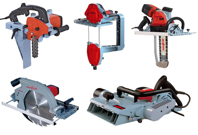 Mafell Carpentry Machines