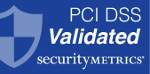 Security Metrics PCI DSS Validated