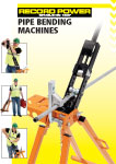 Pipe Bending Catalogue
