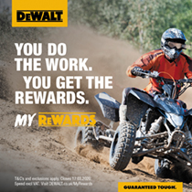 Dewalt My Rewards