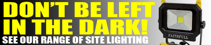 See our range of site lighting