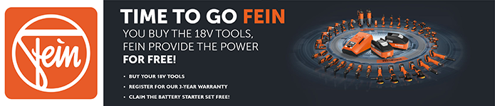Time to go Fein - Free Power Pack Promo