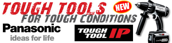 Panasonic Tough Tools IP
