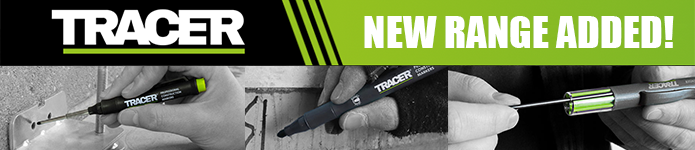 Tracer - New range added - click for details