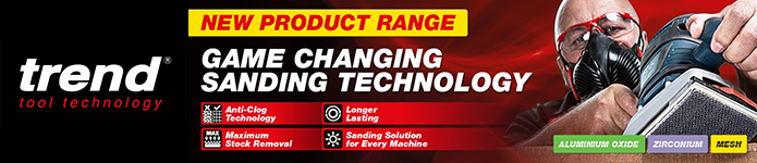 Trend New Abrasives Range - Click here
