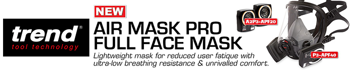 Trend Air Mask Pro Full Face Mask