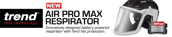 Trend Air Pro Max Respirator