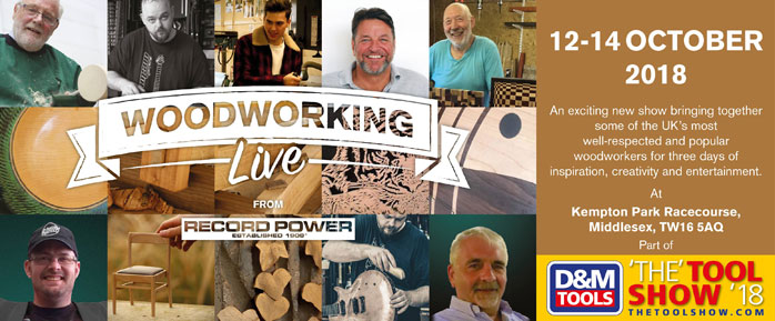 Woodworking Live